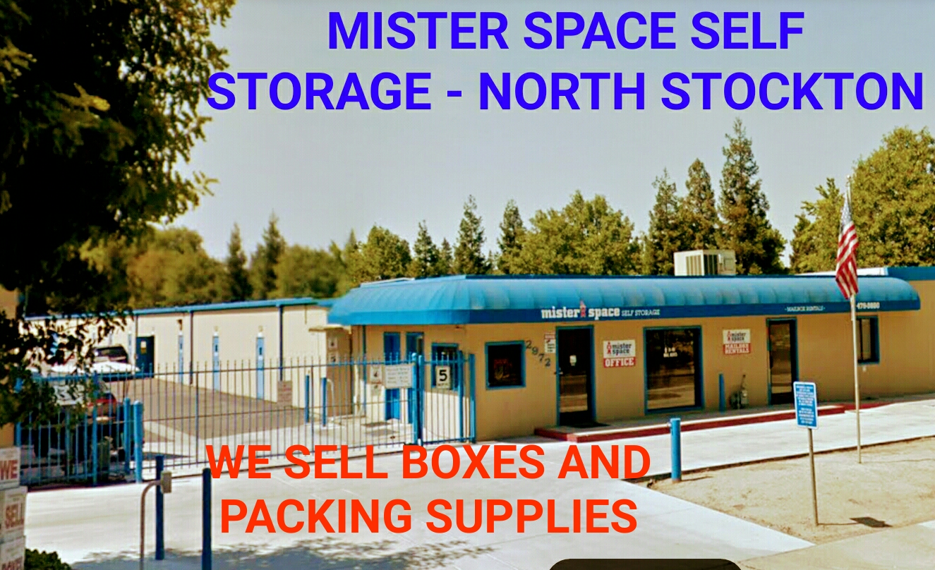 Mister Space Self Storage Fron Office