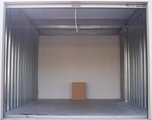 Ten by Fifteen Storage Unit
