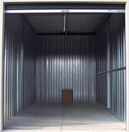 Ten by Twenty Storage Unit