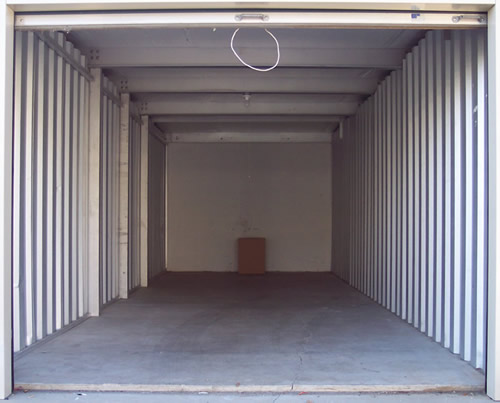 Ten by Thirty Storage Unit
