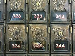 Post Office Mailboxes